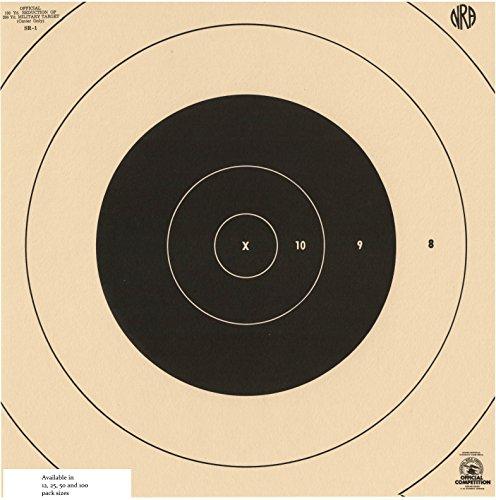 200 yard rifle target - 2