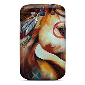Galaxy Cover Case - Hjq2451vitC (compatible With Galaxy S3)