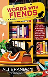 Words with Fiends (Black Cat Bookshop Mystery)