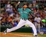"Felix Hernandez Seattle Mariners 2014 MLB Action Photo (Size: 8"" x 10"")"