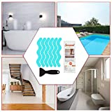 Secopad Anti Slip Shower Stickers 24 PCS Safety
