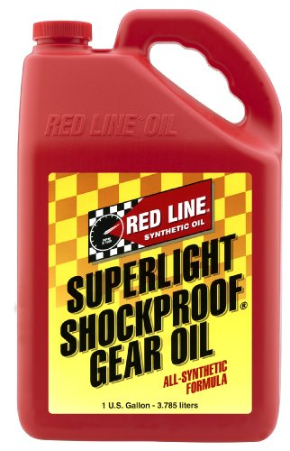 Red Line 58505 Superlight ShockProof Gear Oil - 1 Gallon