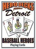 Hero Decks - Detroit Tigers - Playing Cards
