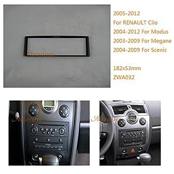 autostereo 11–032 Embellecedor para radio de coche