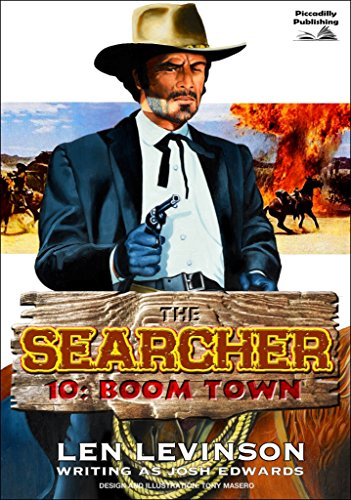 Boom Town (A Searcher Western Book 10)