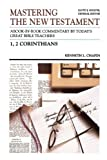 img - for Mastering the New Testament, Vol. 7; 1, 2 Corinthians book / textbook / text book