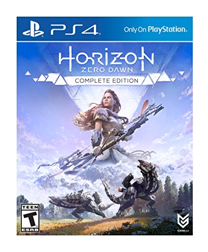 Video Games : Horizon Zero Dawn - Complete Edition - PlayStation 4
