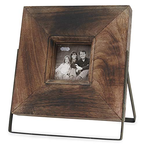 Mud Pie Distressed Wood Easel 4