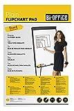 Bi-Silque FL0317202Bi-Office Flipchartblöcke