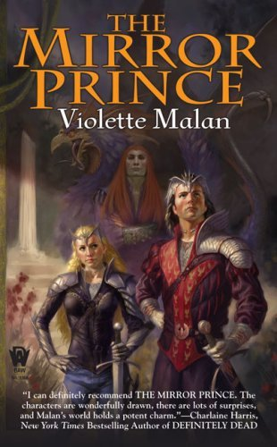 The Mirror Prince (Mirror Prince Series)