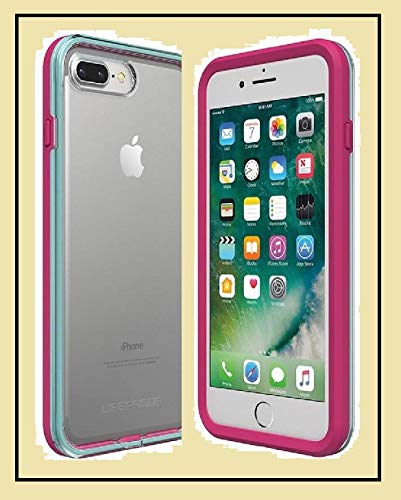 buy popular 60ab0 94b54 Lifeproof Slam Case for iPhone 7+/8 Plus Red/Grey (Lava Chaser ...