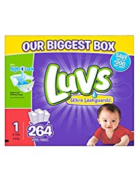 Luvs Diapers sz 1, 264 ct (Old Version) BOBEBE Online Baby Store From New York to Miami and Los Angeles