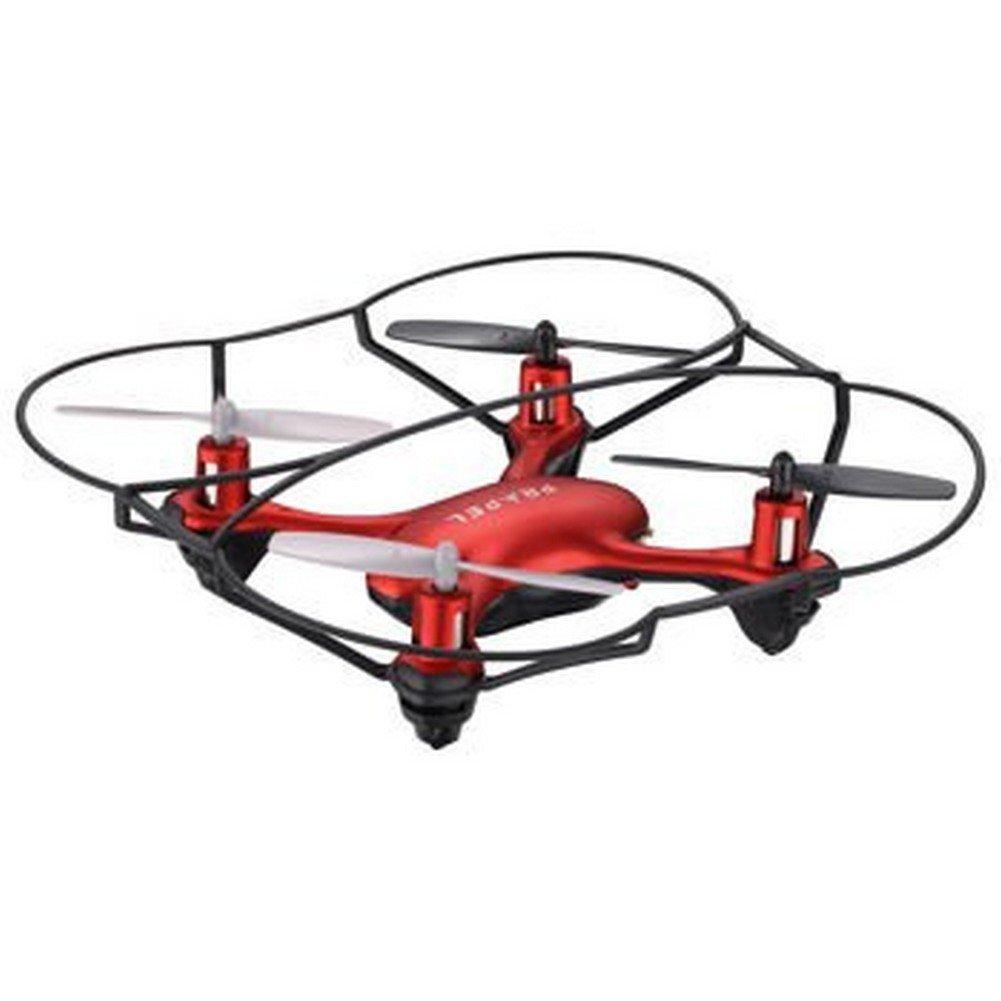 Propel 2.4 Ghz Indoor/Outdoor High Performance Zipp Nano 2.0 Drone – Red