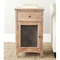 Safavieh American Homes Collection Ziva Red Maple End Table