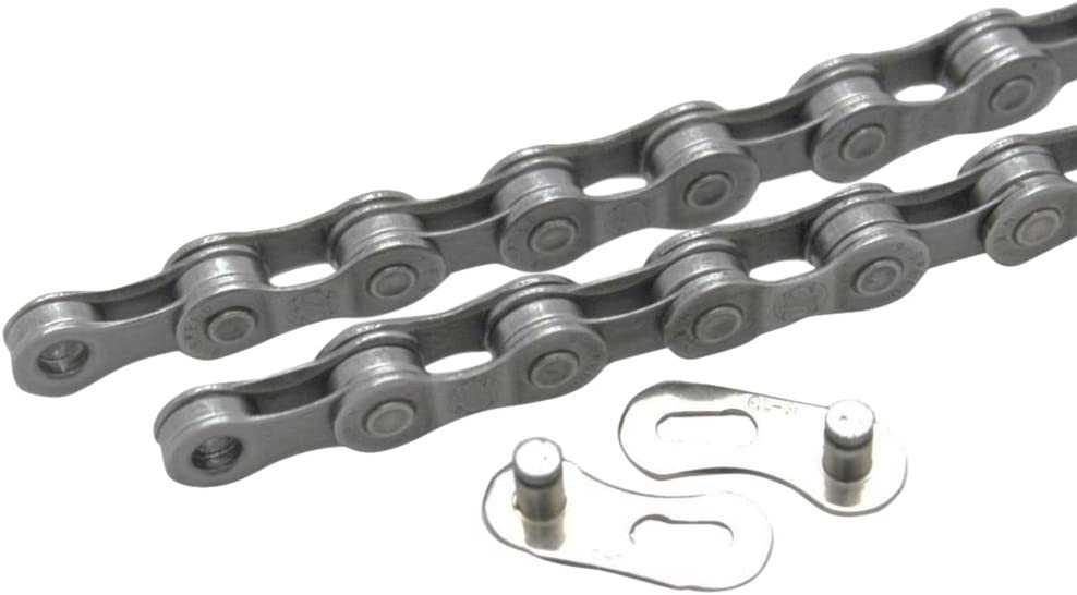 """Clarks MTB//Road 5-7 Speed Chain 1//2/""""x3//32/"""" x116 Quick Release Links Fits Various"""