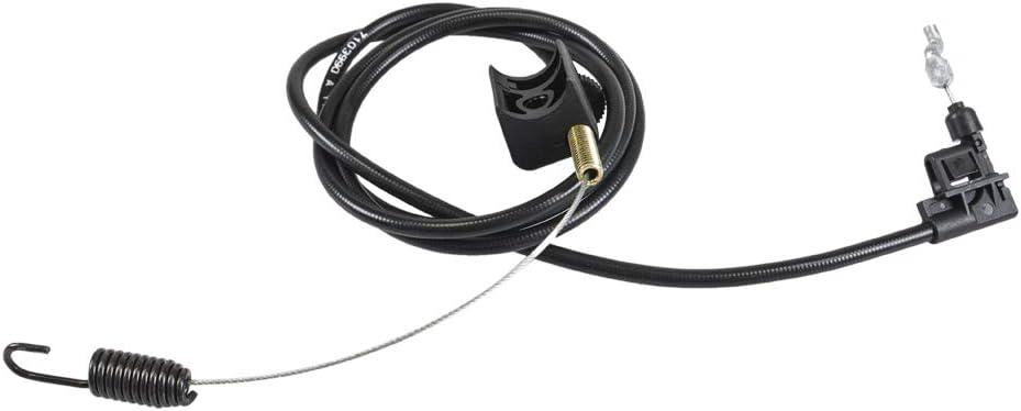 Amazon.com: John Deere Drive Cable js26 JM26 gx23863: Jardín ...