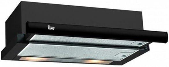 Teka extraible - Campana tl 6310-b negro clase de eficiencia energetica e: Amazon.es: Grandes electrodomésticos
