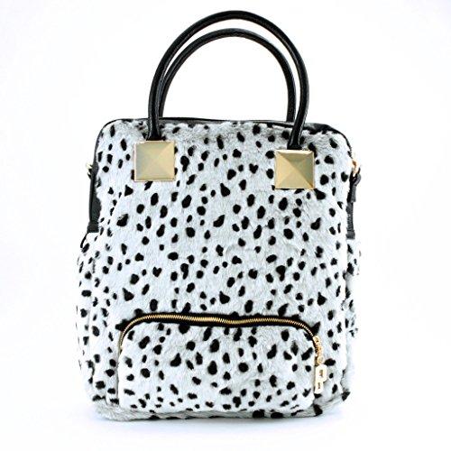 adrienne-landau-snow-leopard-shopper-tote-white