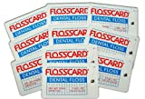 Cheap FLOSSCARD (20 Pack)12 Yards of Dental Floss in a Credit Card Shaped Dispenser
