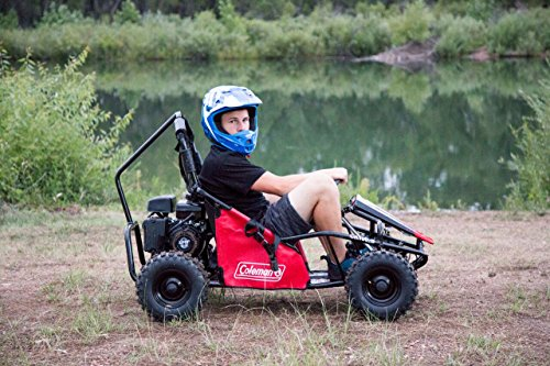 Coleman Powersports 98cc/3.0HP CK100-S Go Kart by Coleman Powersports (Image #5)