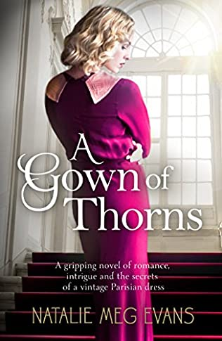 book cover of A Gown of Thorns