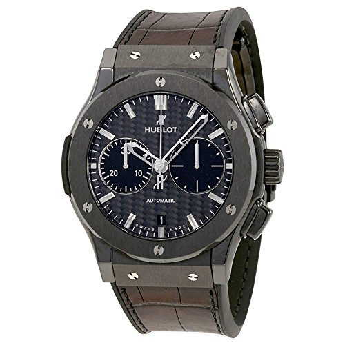 Hublot Classic Fusion 45mm automatic-self-wind mens Watch 521.CM.1770.RX (Certified Pre-owned)