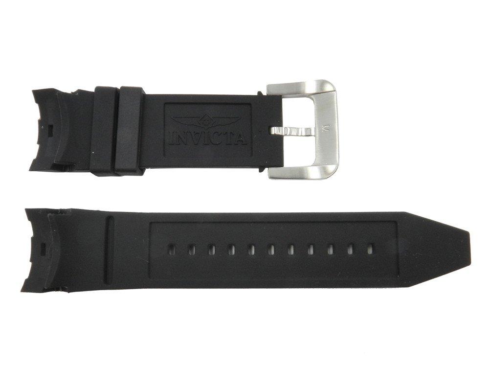 Genuine Invicta Pro Diver 26mm Black Watch Strap For Model 17878, 17877, 17879, 18019, 6977, 6979, 22311, 18038, 22797 by Invicta (Image #2)