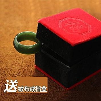 natural xinjiang hetian jade ring ring men women fines couple lover models tail ring on ring personality 20 mm inner diameter