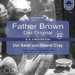 Der Salat von Oberst Cray (Father Brown - Das Original 22) Hörbuch