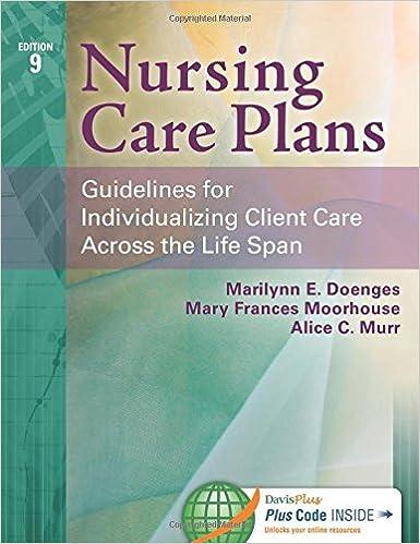 Home Health Nursing Care Plans (Nursing Care Plans for Home Health ...
