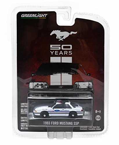 1993 FORD MUSTANG SSP  * MUSTANG 50 YEARS * 2015 Greenlight
