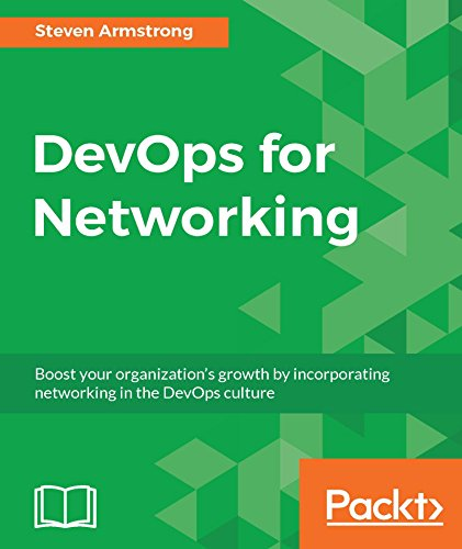 30 best network security ebooks of all time bookauthority book cover of steven armstrong devops for networking fandeluxe Images