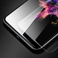 [3 Pack] iPhone Xs/X Glass Screen Protectors Eastoan iPhone Xs/X Tempered Glass Screen Protector [3D Touch] [9H Hardness] [No Bubble] Compatible with iPhone Xs/X[5.8 Inch] by Eastoan