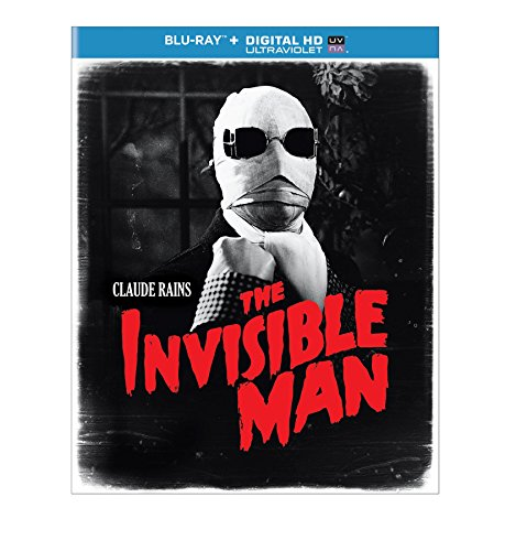 UNI DIST CORP. (MCA) The Invisible Man [Blu-ray] image