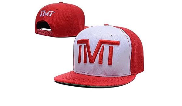 Última Modelos de hip hop Mr/MS tmt-20 Gorra snapback Gorra de béisbol: Amazon.es: Deportes y aire libre