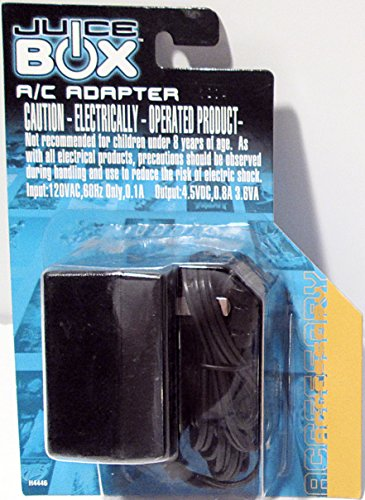 Juice Box Personal Media Player - A/C Adapter -
