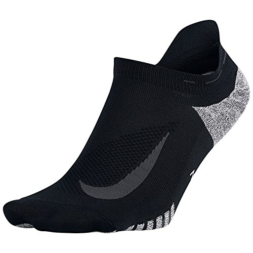 Nike Elite Lightweight Running Socks No Show 8-9.5