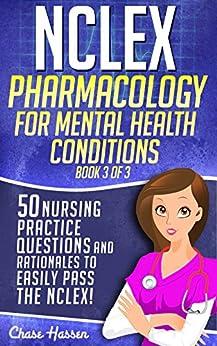 Amazon.com: NCLEX Pharmacology for Mental Health ...