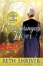 Rumspringa's Hope (Spirit of the Amish Book 1)