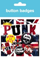 GB eye LTD, Button badges PUNK