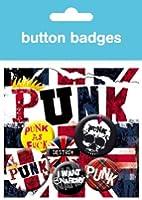 GB eye LTD, Button badges PUNK