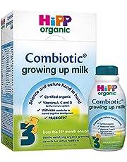 Hipp Organic Combiotic Growing Up Milk Powder 12mth+ Stage 3 (600g)