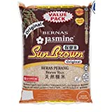 Jasmine Sun Brown Original Brown Rice 5kg (628MART)
