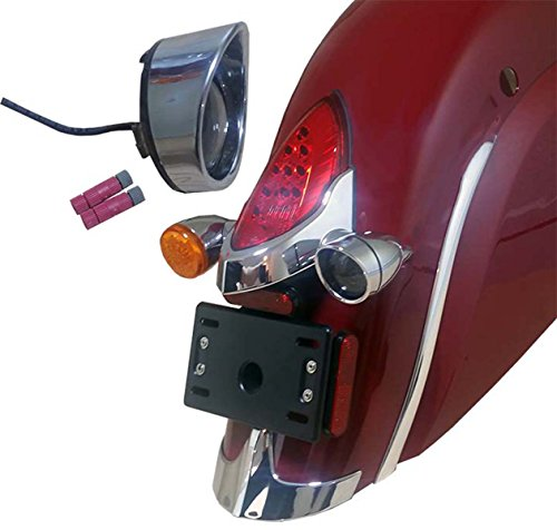 Indian motorcycle LED turn signal upgrade (Red - Turn Signal Hood Wiring