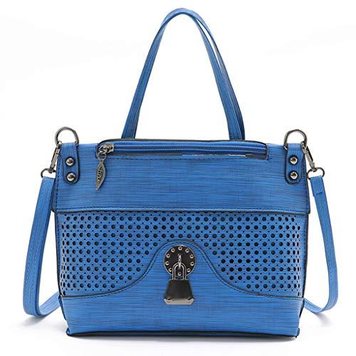 brown Main Sac Bandoulière Sacs Mill À Blue gd88 Bag Messenger n0a8qxvwB