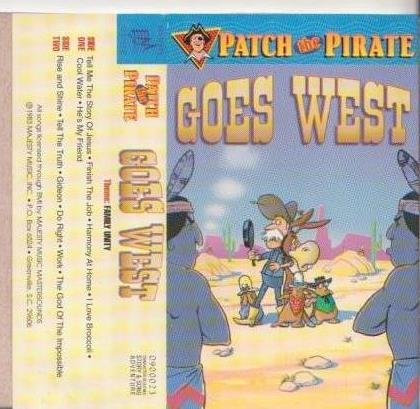 Patch Pirate Goes West product image