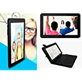 Azpen A949 9 Quad Core Android 5.1 OS Tablet with Bluetooth Dual Cameras Office Suite, Keyboard and Case Included