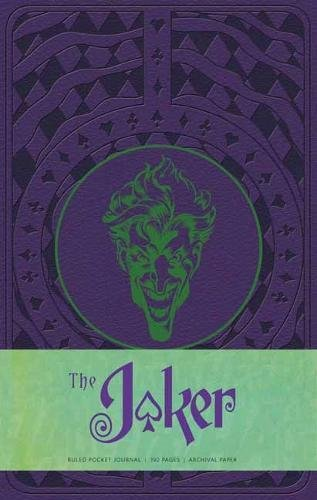 The Joker Ruled Pocket Journal (Insights Journals)