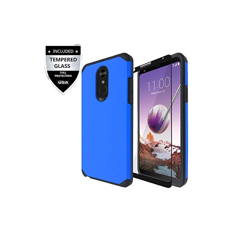 LG Stylo 4 Case, LG Q Stylus Case with T