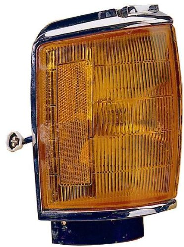 Depo 312-1511L-AS1 Toyota Pickup/4Runner Driver Side Replacement Parking/Corner Light Assembly (Toyota 4runner Corner Drivers Side)